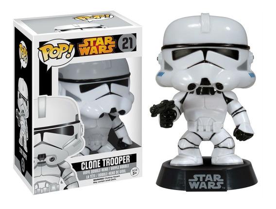 Clone Trooper #21 - Star Wars - Funko Pop!