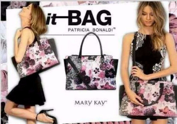 Bolsa It Bag Mary Kay Patricia Bonaldi