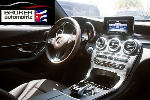 Mercedes-benz Clase Gl Glc 250. 4x4