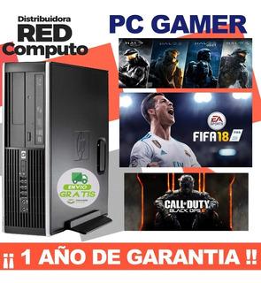Gamer-2tera-2gbgrafica710-12gbram-core I5-garantia1año