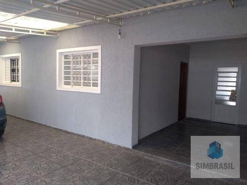 Imagem 1 de 24 de Casa  Vila Lemos - Campinas - Ca1547