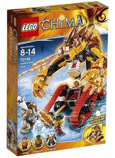 Lego Chima Lavals Fire Lion 450 Piezas