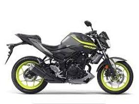 Yamaha Mt03 0 Km.- Año 2018 ! - El Mejor Precio !!!