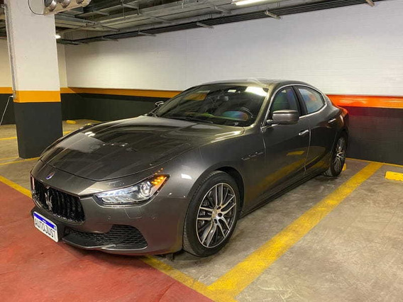 Maserati Ghibli 3.0 V6 Automático