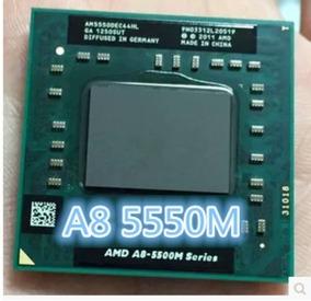 Processador Amd Apu A8 5500m 4500m Radeon 8550g Novo