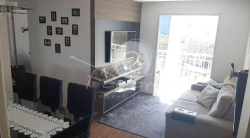 Imagem 1 de 21 de Apartamento Para Venda E Locação Na Vila Industrial Em Campinas - Imobiliária Em Campinas - Ap04424 - 69513045