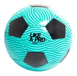 Balon De Futbol Zoom Sports Azul
