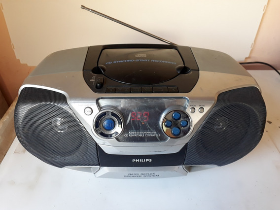 Rádio Portátil Philips Az-1310