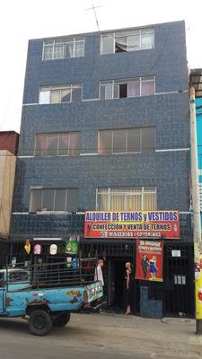 Edificio De 6 Pisos 160m2 En Smp