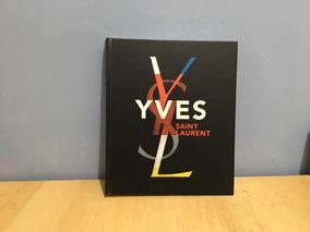 Livro Yves Saint Laurent Importado