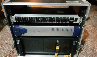 Pro Tools Hd 2 - Sistema Completo