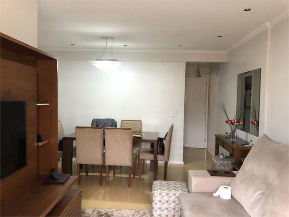 Apartamento Próximo Da Avenida Braz Leme, Com 3 Dormitórios, Sendo Uma Suíte E Duas Vagas De Garagem - 170-im290186