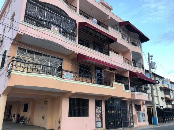 Amplio Apartamento En Alquiler En Salida A Santo Domingo.
