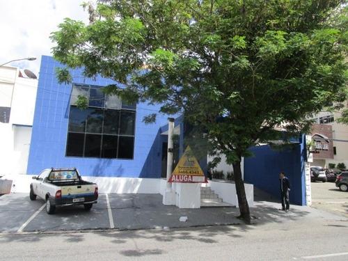 Imagem 1 de 30 de Prédio Comercial Para Alugar Na Cidade De Fortaleza-ce - L2282