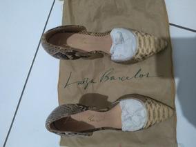 Sapatos Luiza Barcelos Original Novo Sem Na Sacola.