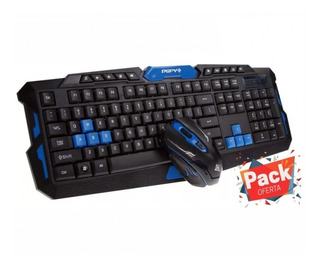 Teclado+ Mouse Gamer (gaming)