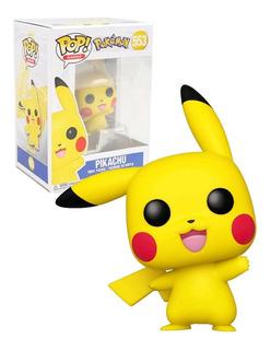 Pikachu 553 Pokemon Funko Pop Games Toylover 100% Original