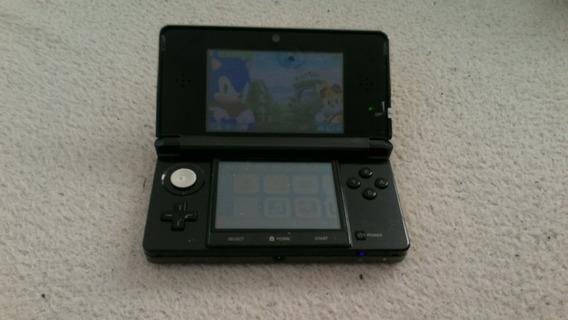 Nintendo 3ds Com Jogos