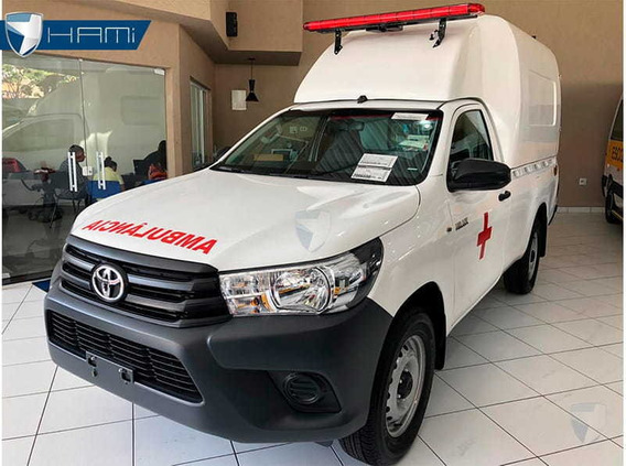 Toyota Hilux Std 3.0 4x4 Cs 2020 Ambulancia