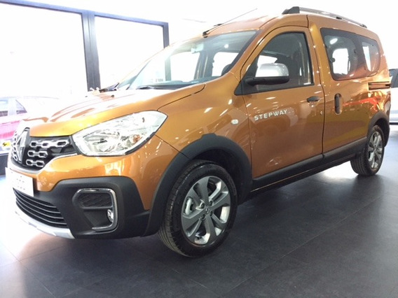 Renault Kangoo Ii Stepway 1.6 Sceii Tasa 0% No Parnert Hc..