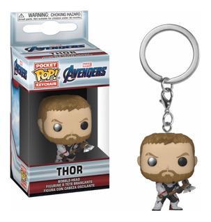 Thor Endgame Pop Funko Keychain Llavero