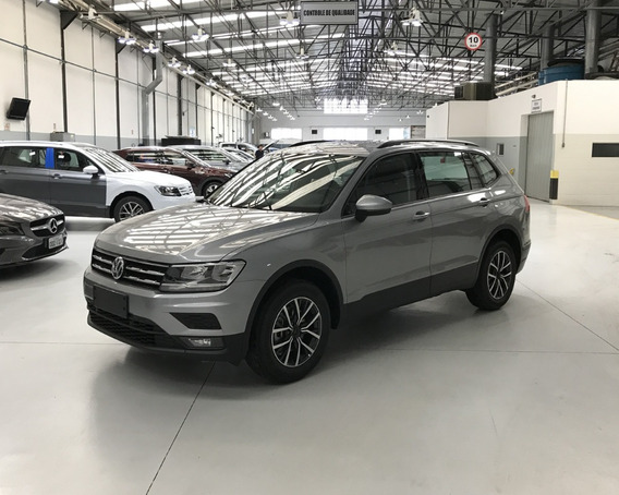 Volkswagen Tiguan Comfortline (5 Lugares) 2020 - Blindado