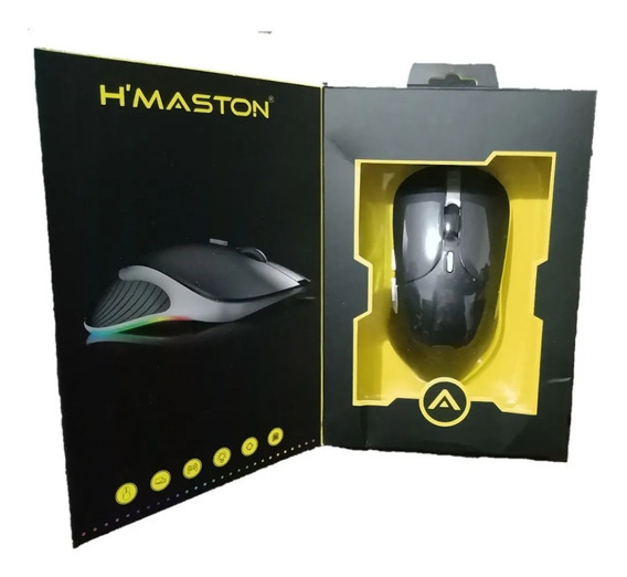 Mouse X6 Gamer H