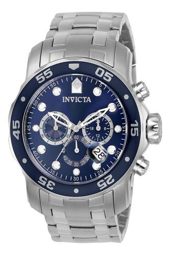 Reloj Invicta 0070 Acero Hombres
