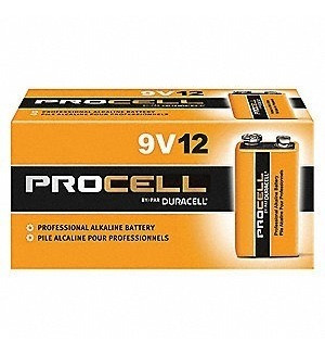 Kit 12 Baterias Duracell Procell Hiper Alcalina Made In Usa