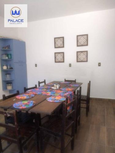 Imagem 1 de 30 de Chácara Com 4 Dormitórios À Venda, 3330 M² Por R$ 580.000,00 - Centro (ártemis) - Piracicaba/sp - Ch0078