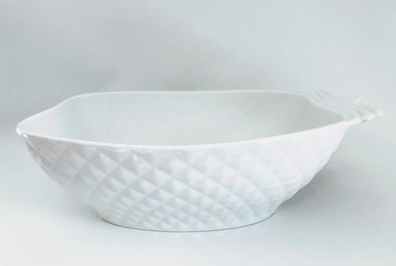 Ensaladera Piña Porcelana