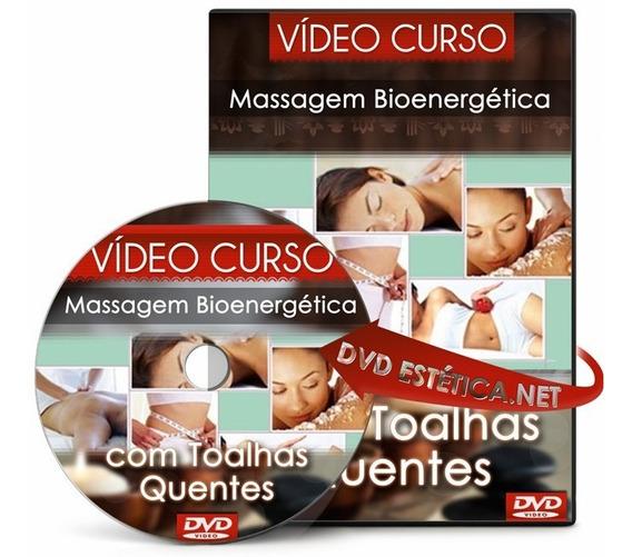 Vídeo Aula De Massagem Com Toalhas Quentes - Assista Online
