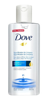 Agua Micelar Dove X 200 Ml