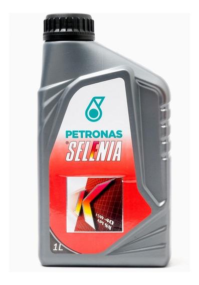 Óleo Motor Selenia K Semi Sintético Petronas 15w40