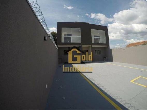 Apartamento Com 2 Dormitórios Para Alugar, 69 M² Por R$ 1.150,00/mês - Jardim Redentor - Franca/sp - Ap2486