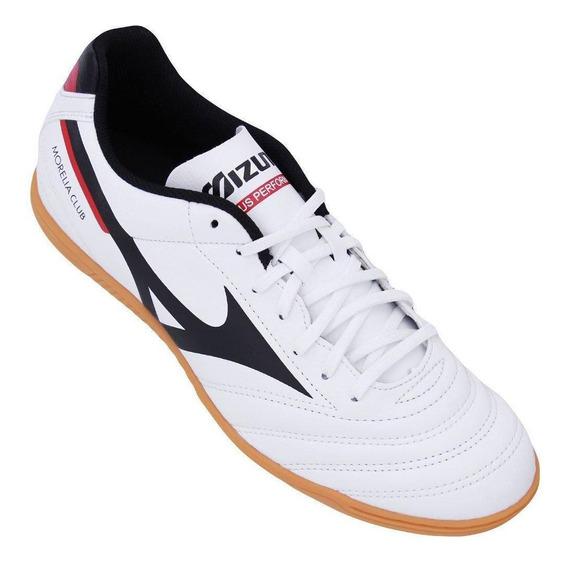 Chuteira Futsal Mizuno Morelia Club Masculino 4140682-3859