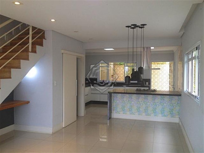 Casa Para Venda Em Santana De Parnaíba, Estuda Permuta Por Terreno Ou Casa Em Alphaville/tamboré - Ca0342