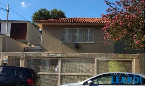 Imagem 1 de 15 de Casa Assobradada - Vila Mariana  - Sp - 640016
