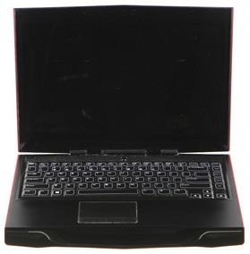 Notebook Alienware M14x Core I7-3630qm 4gb Ddr3 Hd 320gb 14