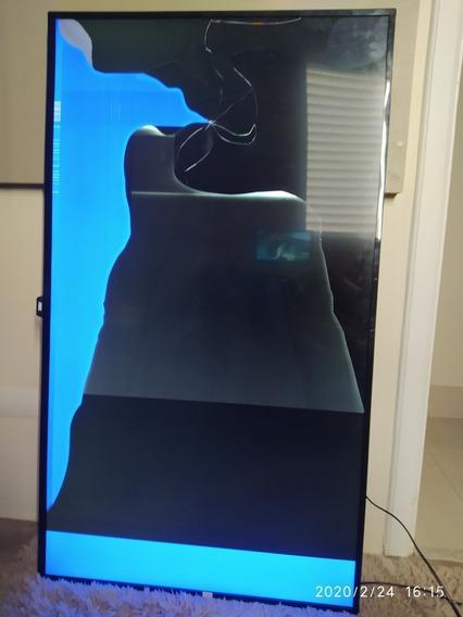 Vendo Tv Aoc 55 Polegadas Com Display Quebrado