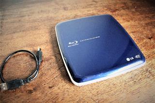 Lg Slim Portable Blu-ray.