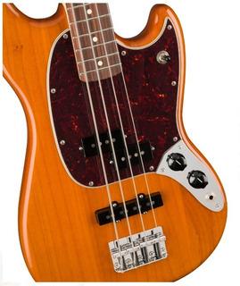 Bajo Eléctrico Fender Mustang Bass Pj Player Series