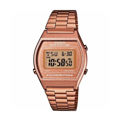 Reloj Casio B-640wc-5a Rose Vintage Casio Centro Gtia 2 Años