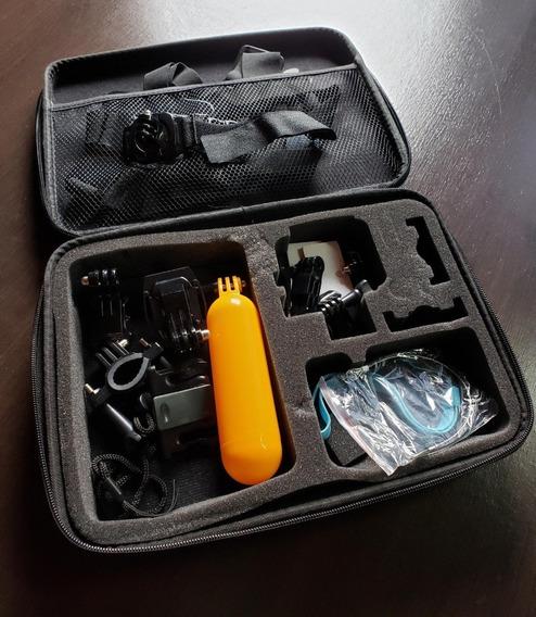 Kit Para Go Pro E Câmeras Similares