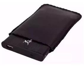 Case Com Hd Externo De 320 Gb Serve Pra Pc /play 2 3 /xbox