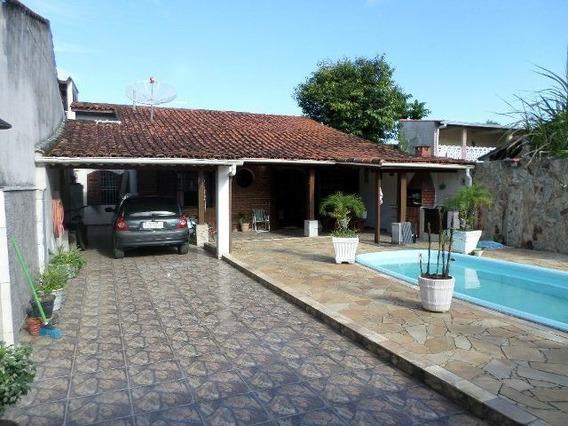 Ótima Casa No Jardim São Jorge, Em Itanhaém, Litoral Sul Sp