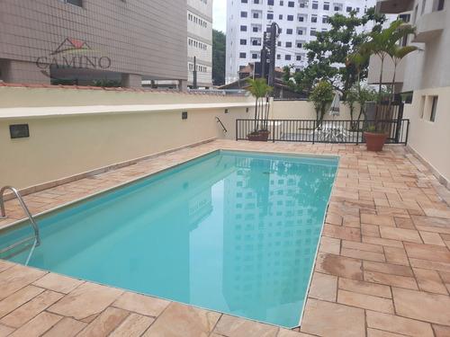 Apartamento A Venda No Bairro Astúrias Em Guarujá - Sp.  - 2139-1