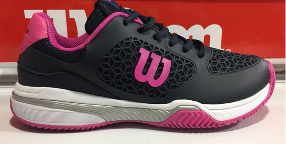 Zapatillas Tenis Mujer Wilson Match Padel