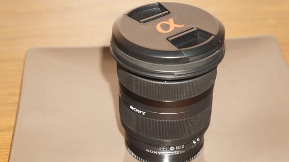 Lente Gran Angular Sony 11-18 Mas Juego De Filtro Tiffen