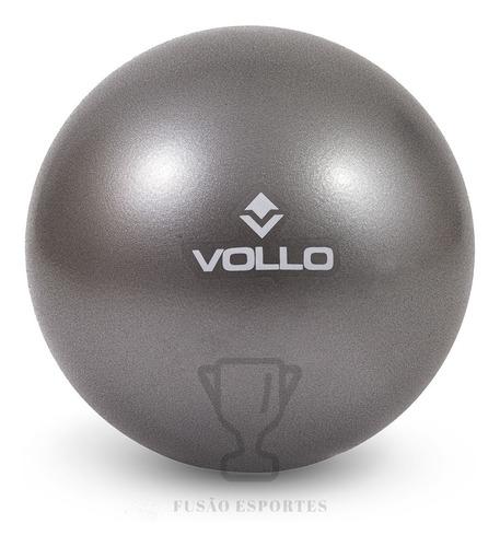 Imagem 1 de 5 de Bola Pilates Pequena 25cm Anti-burst Vollo Yoga Pvc Promoção